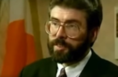 When Gerry Adams was played by an Oscar nominee, and the IRA weren't allowed talk about sausages
