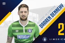 Ex-Cork City defender Darren Dennehy follows brother Billy to Limerick