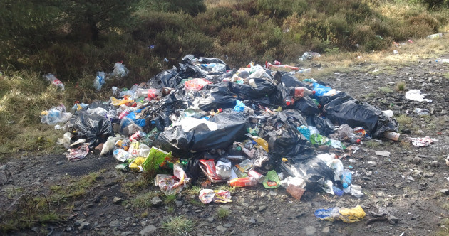 Prosecutions for illegal dumping expected after covert CCTV operations in Wicklow and Dublin