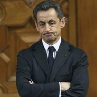 Sarkozy apologises over son's tomato throwing incident