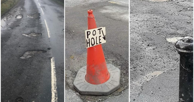 'You wouldn't get this in the Third World' - locals up in arms over state of roads in Munster town