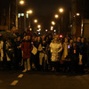 Family and friends of murdered Derek Coakley Hutch turn out for vigil in Dublin's north inner city