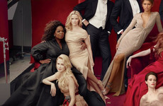 Reese Witherspoon has somehow been given a third leg on the cover of Vanity Fair