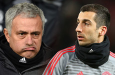 'Mkhitaryan had a problem with Mourinho' - Armenia boss welcomes move