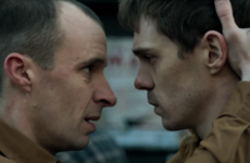 Tom Vaughan-Lawlor's in a new zombie movie set in Dublin and it looks bloody terrifying