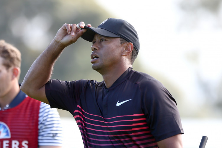 Woods enjoyed a solid opening round.