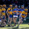 Tony Kelly and Shane O'Donnell in harness for Clare's league opener against Tipp