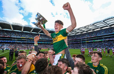 Minor superstar David Clifford to make senior Kerry debut against Donegal