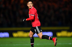 Mourinho unsurprised by Sanchez display