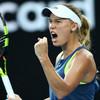 Caroline Wozniacki wins Australian Open for first grand slam title