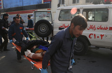 'A massacre': Ambulance bomb kills at least 90 people and wounds 151 in Kabul