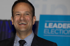 New opinion poll shows support for Fine Gael has risen sharply