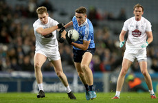 1-3 for Brian Fenton in masterful display as Dublin shake off rust to blitz Kildare
