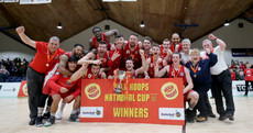 Templeogue seal a memorable double after pulsating National Cup final in Tallaght