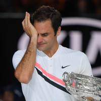 Tearful Federer toasts Melbourne triumph following 20th Grand Slam title