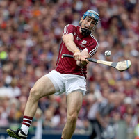 Late scoring spree saves All-Ireland champs Galway from league loss to Antrim