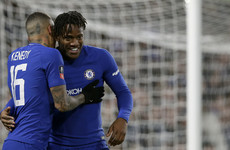Batshuayi brace books fifth-round FA Cup spot for Conte's Blues