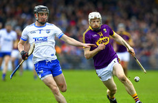 Delightful Dunne propels Wexford to win over Waterford in dream return to Division 1A