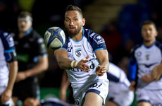 Last-gasp try moves Montpellier top but Cruden suffers fresh injury setback