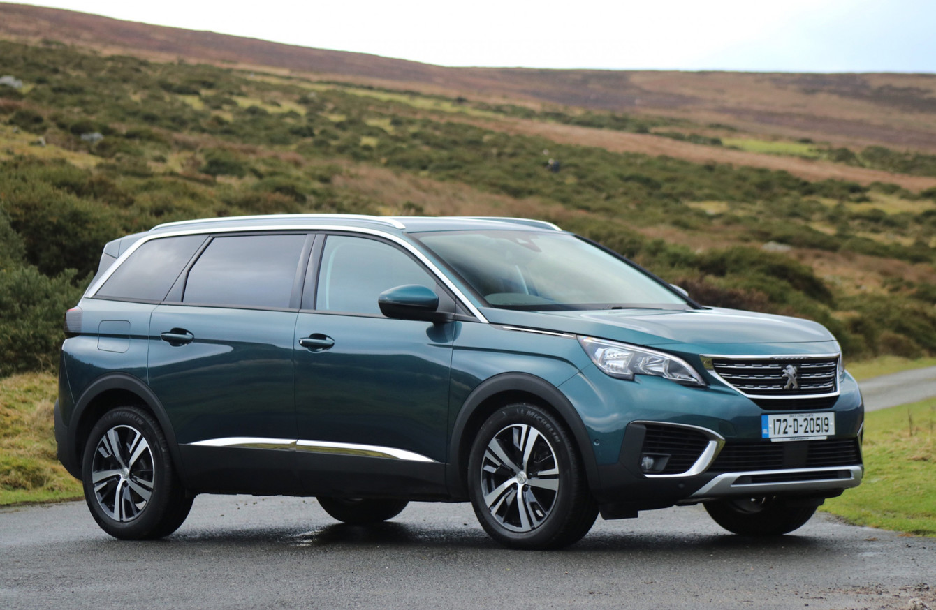 review the new peugeot 5008 suv is a seven seater that puts families first. Black Bedroom Furniture Sets. Home Design Ideas