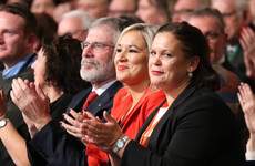 Hello Mary Lou and Michelle: Sinn Féin's new leadership team has been confirmed
