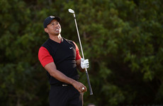 Tiger Woods exits stage right as drama unfolds at Torrey Pines