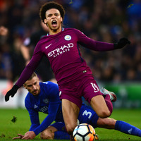 'Just want to apologise to Leroy Sane for my tackle today'