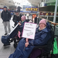 'No-one else has to do this' - Irish Rail criticised over new travel plans for wheelchair users