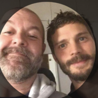 The mortifying bathroom selfie Jamie Dornan spoke about on Graham Norton has been found
