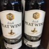 Dara Ó Briain was extremely confused by an Irish Peat Wine he came across in Knock Airport