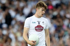 Kildare boss says Kevin Feely was the victim of 'cynical' hit from Dublin