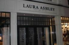 Laura Ashley staff strike on Grafton St