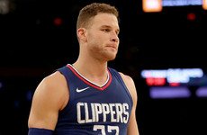 Big move in the NBA as Clippers agree to send Blake Griffin to Pistons