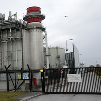 Two major Dublin power plants to close in May