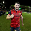 Munster centre Arnold trains with Schmidt's Ireland at Carton House