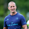 Leinster coach Lancaster takes guest session with Ireland U20s