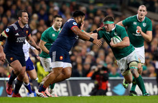 Tolofua injury leaves France down to the bare bones for Ireland opener