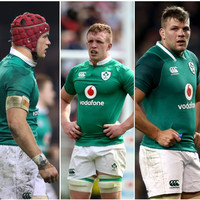 Back row competition points to Ireland's much-improved depth