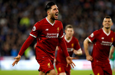 Salah strikes again as Liverpool cruise back to winning ways at Huddersfield