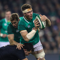 Games like this French one were top reason O'Mahony stayed in Ireland