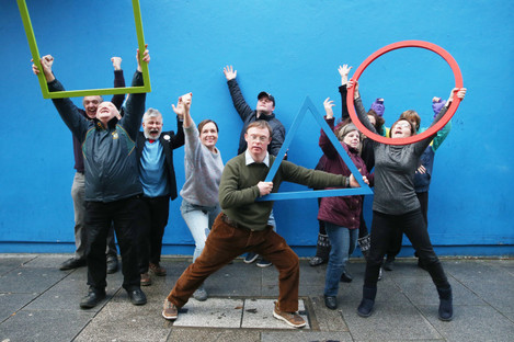 The launch of the Arts & Disability Ireland Leading Change in Arts and Culture strategy.