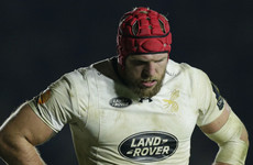 James Haskell confirms he'll leave Wasps at the end of the season