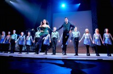 Riverdance bids farewell to US