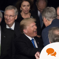 State of the Union: 'Trump didn't go off script. He was measured and sought to be conciliatory'