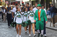Is the Notre Dame 'Fighting Irish' mascot offensive? This US sports broadcaster thinks so