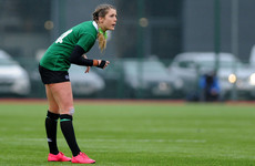 Belvo wing Megan Williams set for Ireland debut against France