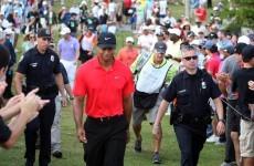 Woods could return as early as next week