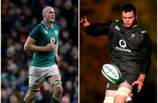James Ryan is 'an unbelievable player' says Ireland lock Devin Toner