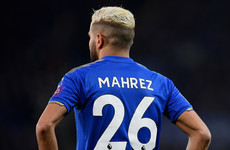 Man City give up on signing Mahrez as Leicester refuse to lower £95m asking price