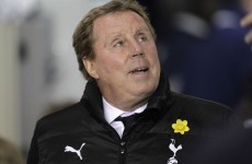 Darren Bent DID leave Spurs because of Redknapp's open-goal jibe